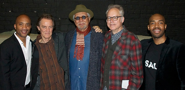 Charles Lloyd and the Marvels