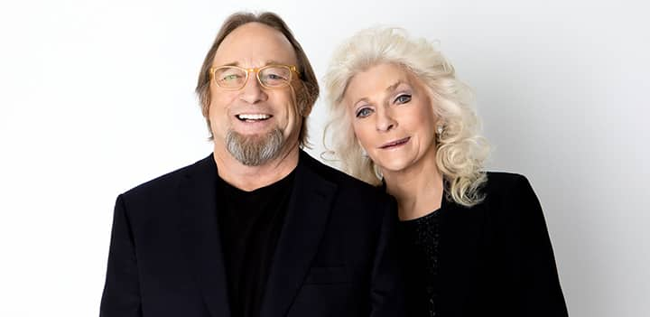 Stephen Stills and Judy Collins Image