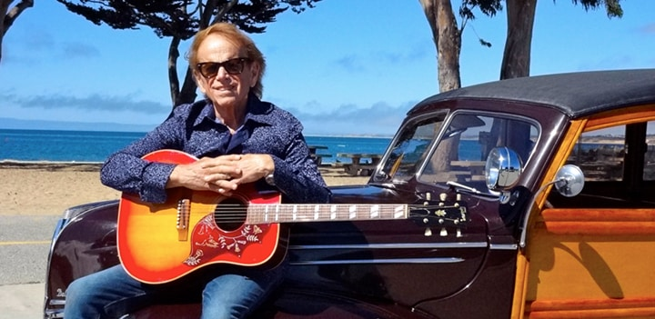 Al Jardine: A Postcard from California Image