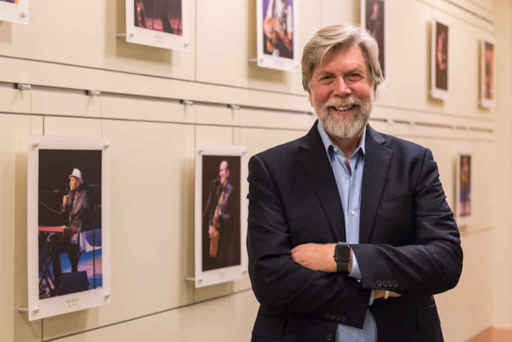Lowell Pickett, Artistic Director of the MIM Music Theater Image